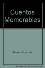 Cuentos Memorables (Usado)