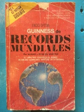Enciclopedia Ginness de records mundiales (Usado)