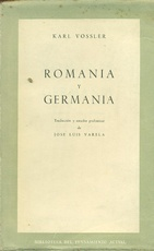 Romania y Germania (Usado)