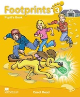 FOOTPRINTS 3 -  PUPIL`S BOOK WITH CD ROM & AUDIO CD