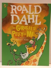 GIRAFFE AND THE PELLY AND ME - PICTURE PUFFIN  **NEW ED.**
