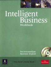 INTELLIGENT BUSINESS PRE-INTERMEDIATE WB