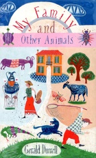 MY FAMILY AND OTHER ANIMALS - Penguin  **OUT OF PRINT**