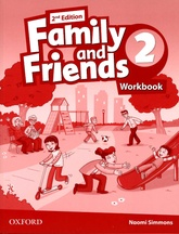 FAMILY AND FRIENDS  2 - WORKBOOK *2nd Edition