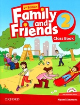 FAMILY AND FRIENDS  2 - STUDENT`S & MultiRom *2nd Edition