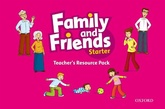 FAMILY AND FRIENDS  STARTER -TEACHER'S RESOURCE PACK #