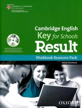 KEY FOR SCHOOLS RESULT -  WORKBOOK RESOURCE PACK