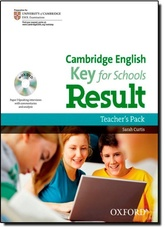 KEY FOR SCHOOLS RESULT - TEACHER`S PACK