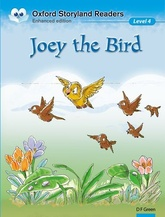 JOEY THE BIRD - OSR4