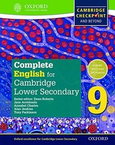COMPLETE ENGLISH FOR CAMBRIDGE SECONDARY 1 -ST 9- CHECKPOINT