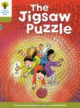JIGSAW PUZZLE, THE - ORT STAGE 7 More Stories
