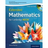 EXTENDED MATHEMATICS FOR CAMB.IGCSE 3/ED