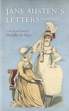 JANE AUSTEN S LETTERS 4th Edition >