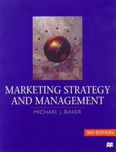 MARKETING STRATEGY & MANAGEMENT =