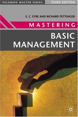 MASTERING BASIC MANAGEMENT - 3rd Ed =