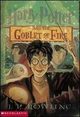 HARRY POTTER IV - AND THE GOBLET OF FIRE