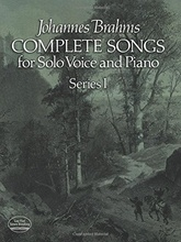 Complete songs for Solo Voice and Piano Series I