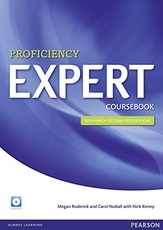 EXPERT PROFICIENCY -  COURSEBOOK with Audio CD