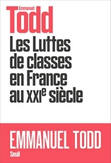 LES LUTTES DE CLASSES EN FRANCE AU XXIE SIECLE