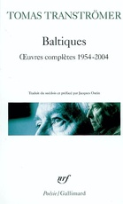 BALTIQUES (OEUVRES COMPLETES 1954-2004)
