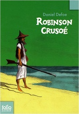 ROBINSON CRUSOE (FR) - FOLIO JUNIOR