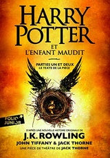 HARRY POTTER ET L'ENFANT MAUDIT - PARTIES I ET II