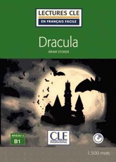 Dracula - Livre + CD MP3