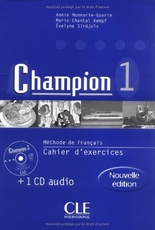 Champion 1 - cahier d'exercices +CD