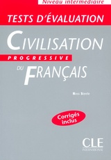 TESTS D'EVALUATION CIVILISATION PROGRESSIVE