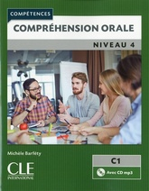 COMPREHENSION ORALE FLE NIVEAU 4 2EME EDITION