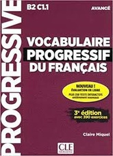 VOCABULAIRE PROGRESSIF DU FRANCAIS AVANCE + APPLI + CD 2ED