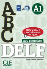 ABC DELF A1 + DVD + CORRIGES + APPLI NC