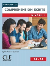 COMPREHENSION ECRITE NIVEAU 1 2E EDITION