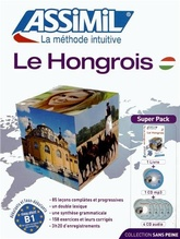 Le Hongrois +4 CD + 1 CD MP3
