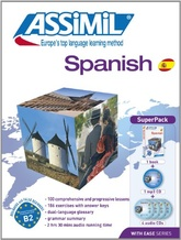 Assimil Spanish with Ease SUPERPACK (español con base en inglés)