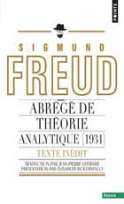 ABREGE DE THEORIE ANALYTIQUE (1931) TEXTE INEDIT