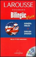 Diccionario Bilingüe Plus + CD