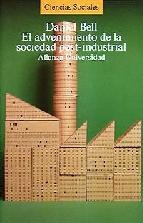 ADVENIMIENTO DE LA SOCIEDAD POST-INDUSTRIAL EL