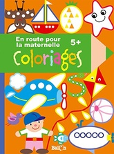 Coloriages 5+