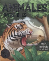 Animales Increibles POP-Up 3D