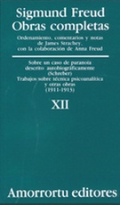 O.COMPLETAS S.FREUD:VOL.12