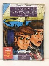 CAPTAIN GRANT'S CHILDREN - PACK (Book + ACT.W/CD)