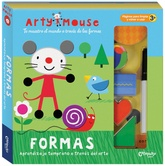 Arty Mouse: Formas