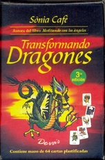 TRANSFORMANDO DRAGONES (LIBRO Y CARTAS)