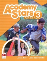 ACADEMY STARS 3 -  PUPIL´S BOOK Pack