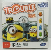MI VILLANO FAVORITO - TROUBLE GAME - POP-O-MATIC - JUEGO