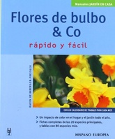 FLORES DE BULBO & CO . RAPIDO Y FACIL