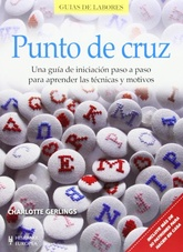 PUNTO DE CRUZ . GUIAS DE LABORES