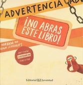 ADVERTENCIA NO ABRAS ESTE LIBRO !