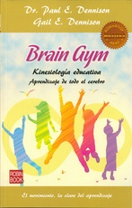BRAIN GYM (MASTERS) - KINESIOLOGIA EDUCATIVA